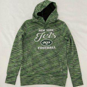 NY JETS New York Green Girl's Hoodie Sweatshirt
